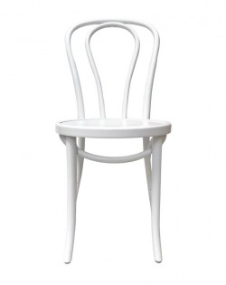 Vienna Bentwood Chair – White