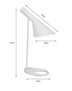 Replica AJ Table Lamp – White