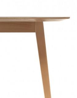Leonardo Table Black – 160 cm