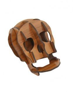 Skull – Wood