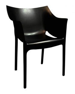 Reid Chair – Black