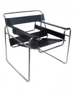 Replica Wassily Chair – Black