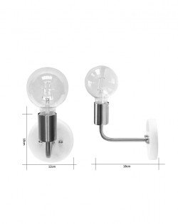 Fortis Wall Lamp
