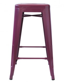 Amelie Stool 66cm – Multiple Colours