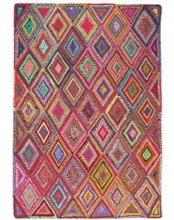 Ethnic Rug 190 x 290 cm
