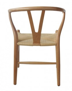 Nordic Y Back Dining Chair – Beech