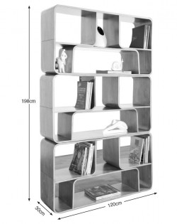 Hooper Shelving Unit