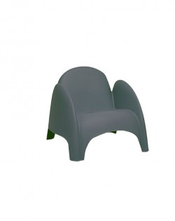 Liberty Chair – Charcoal