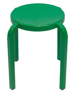 Utility Stool – Green