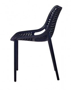 Soprano Chair – Black