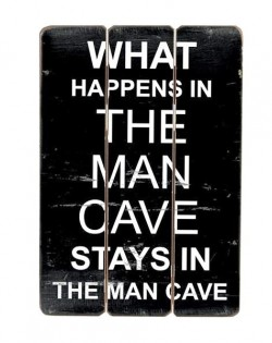 Wall Plaque: 'WHAT HAPPENS'