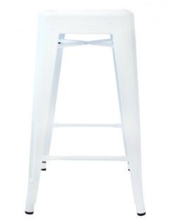 Amelie Stool 75cm – White