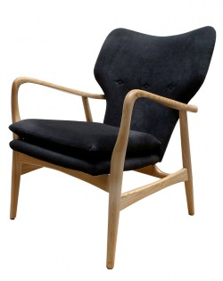 Ragnar Armchair – Black