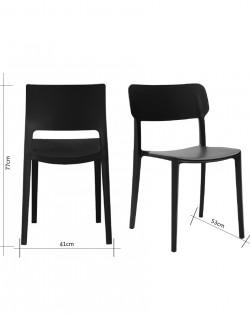 Lyric Chair – White