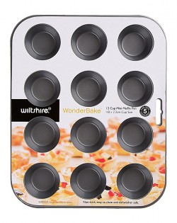 Wonderbake 12 Cup Mini Muffin Pan