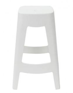 Torre Stool 67cm – White