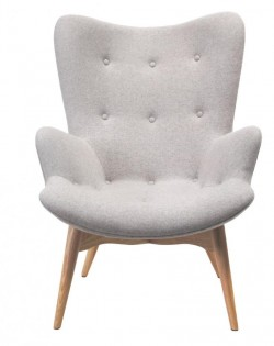 Replica Grant Featherston Chair – Wheat