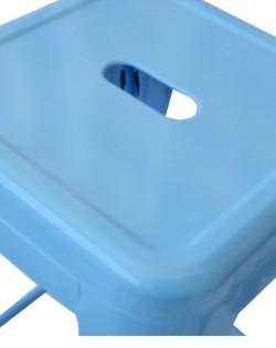 Amelie Stool 75cm – Light Blue