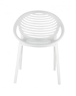 TIG Chair by Claudio Bellini – White
