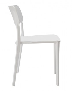 Cagat Chair – White