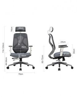Aviva Ergonomic Office Chair