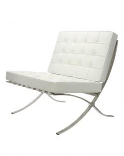 Replica Barcelona Chair – White