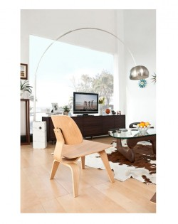 Replica Achille Castiglioni Arco Lamp – White Marble