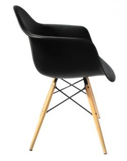 Eiffel Armchair – Beech Legs
