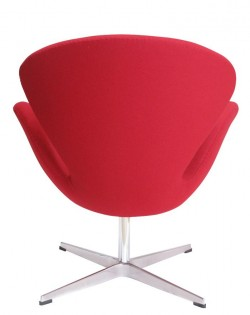 Replica AJ Swan Chair – Red