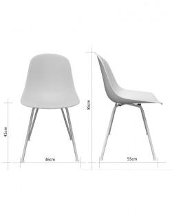 Boston Chair – White