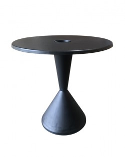 TIG Outdoor Table by Claudio Bellini – Black