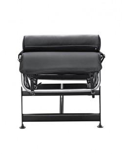 Replica Le Corbusier Chaise Lounge LC4 – Black