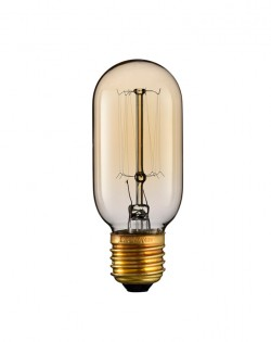 Tubular Edison Bulb – E27 – 40W