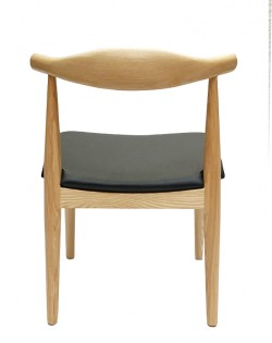 Nordic Elbow Chair – Natural