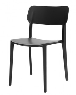 Cagat Chair – Black