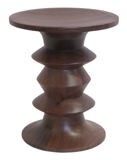 Stool A – Walnut