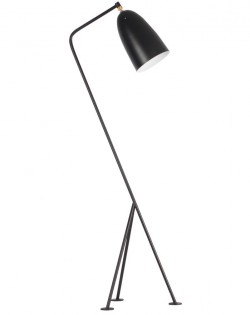 Replica Grasshopper Floor Lamp – Black