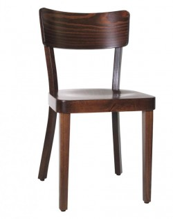 Salzburg Bentwood Chair – Walnut