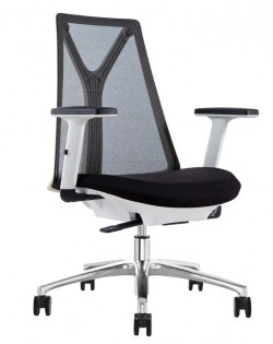 Strato Office Chair – White