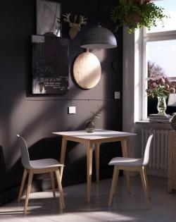 Leonardo Table – 80 cm