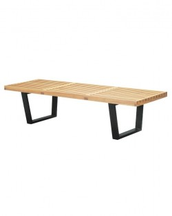 Replica George Nelson Platform Bench – Medium