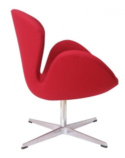 Replica AJ Swan Chair – Red