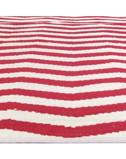 Chevron Rug – Ivory/Red 160 x 230cm