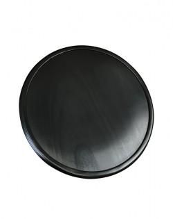 St Anton Bentwood Barstool 80cm – Black