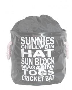 Beach Bag – Grey
