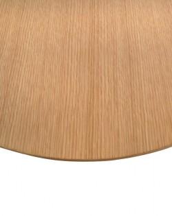 Replica Eero Saarinen Tulip Side Table – Oak