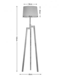 Provencial Floor Lamp