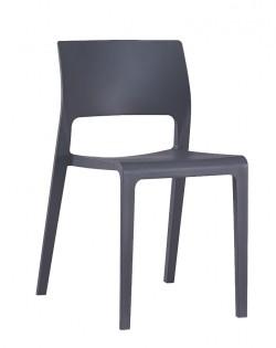 Lyric Chair – Charcoal