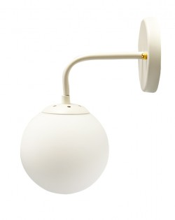 LUNGO WALL LAMP – white