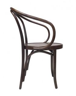 Vienna Bentwood Armchair – Walnut